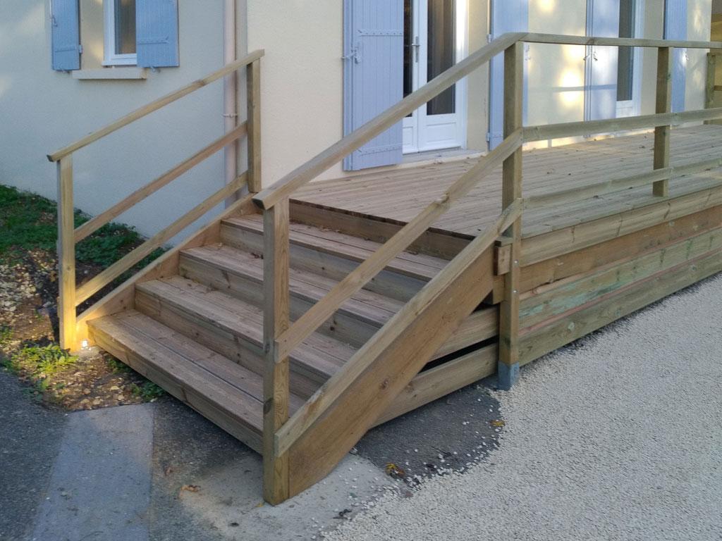 accès-terrasse-en-bois